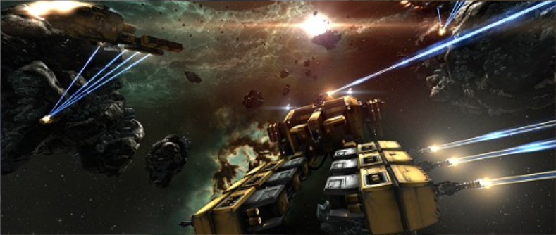 Eve Online Mining!